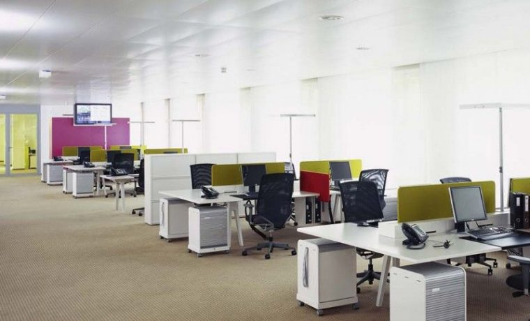Beautiful A Stylish Office Space With Expert Designers